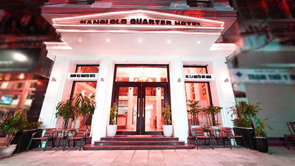 Khách sạn Phố Cổ Hà Nội :