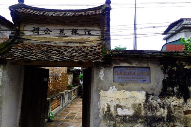 Temple Giang Van Minh
